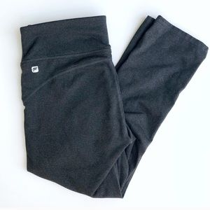 Fabletics cropped athletic leggings